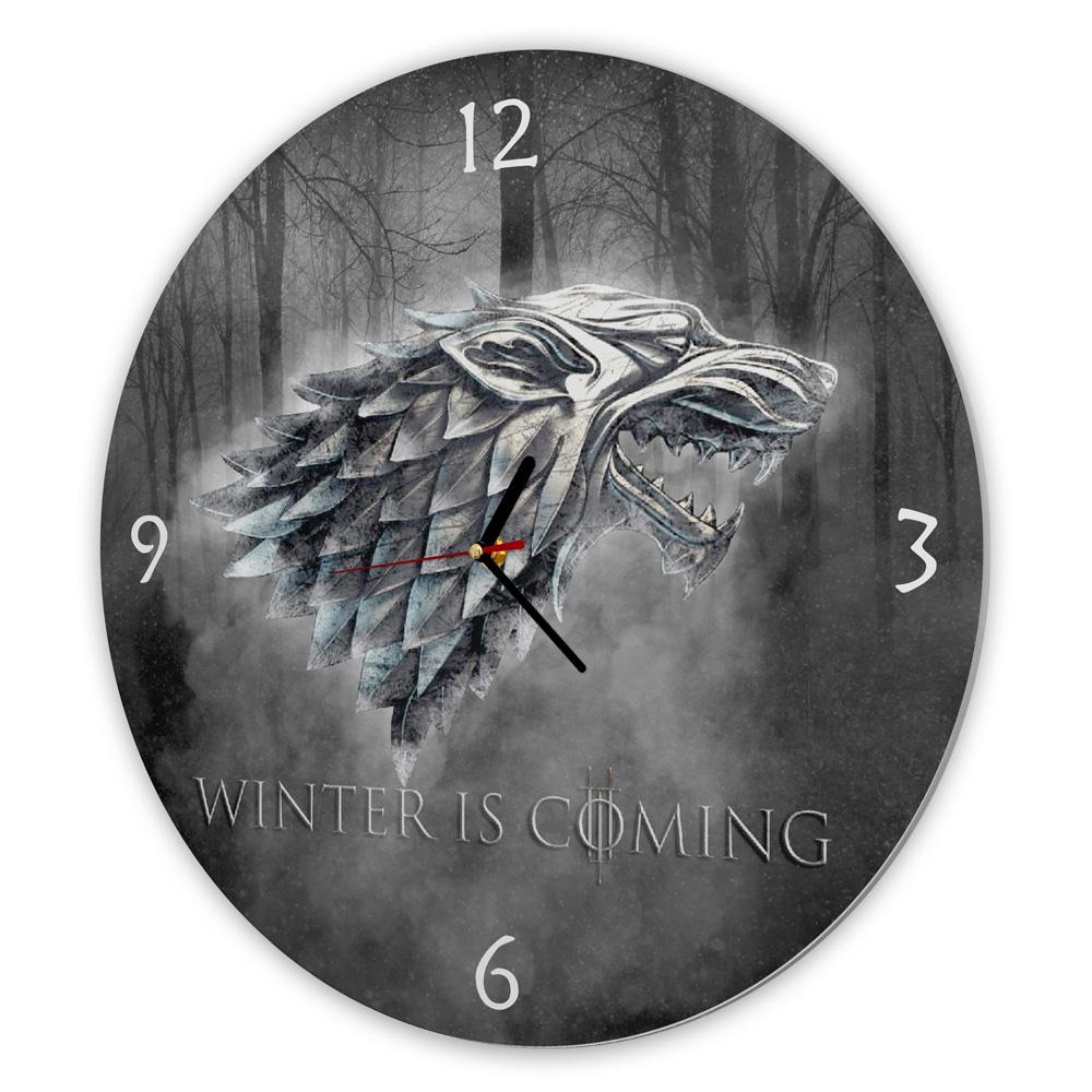 Ceas de perete - Game of Thrones