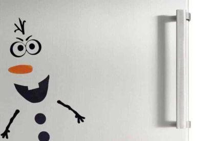 Olaf magnetic - cadouri pentru copii