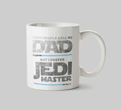 Cana - Some people call me Dad, but I prefer Jedi Master