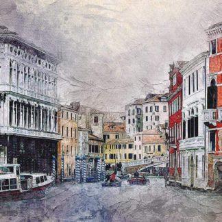 Poster Forex Venezia 100x70cm