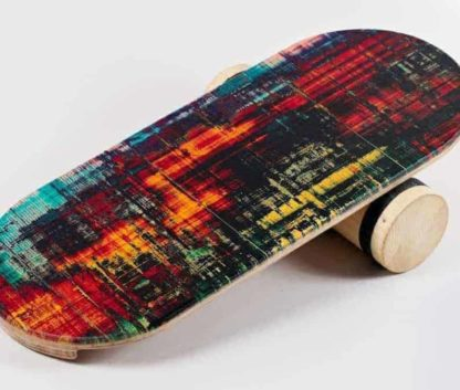 balance Board din lemn - Fabricat in Romania