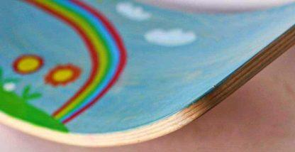Wobbel balance board