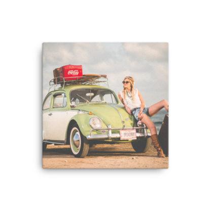 tablou-canvas-beetle 40x40 cm